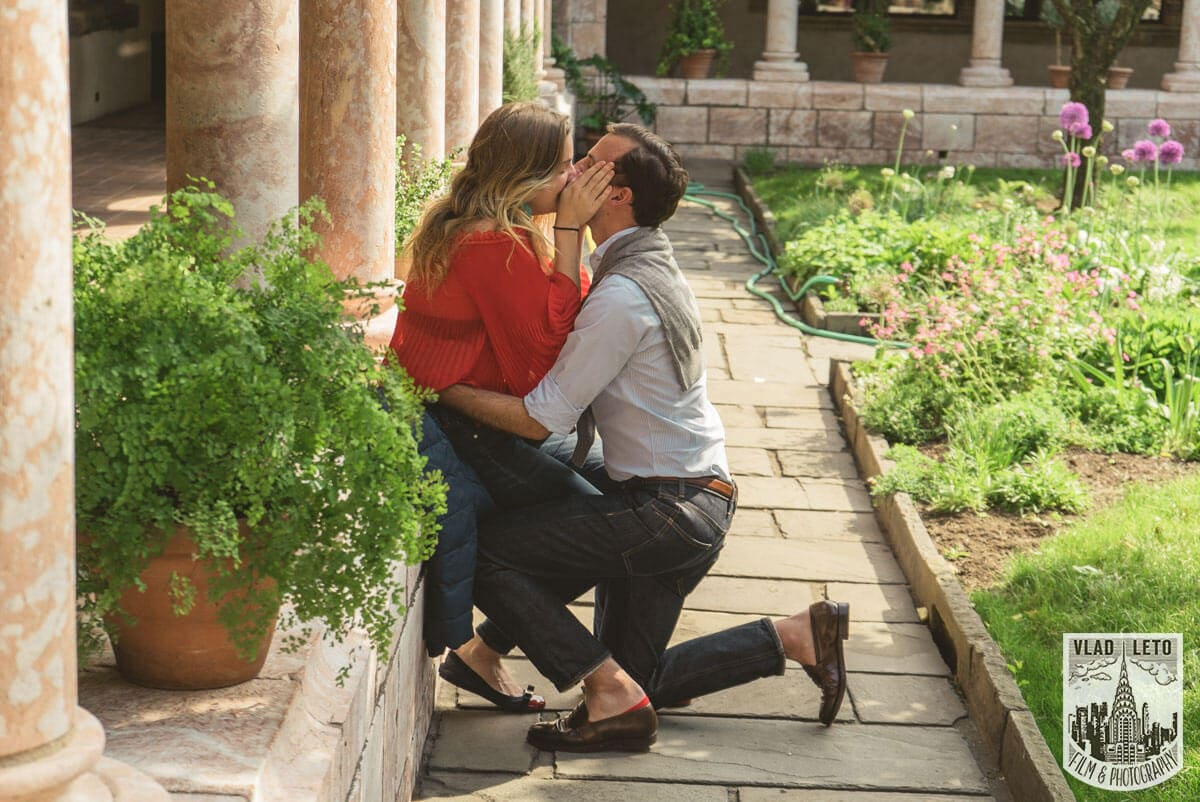 Photo 2 Best Places to Propose in NYC + Tips.   VladLeto