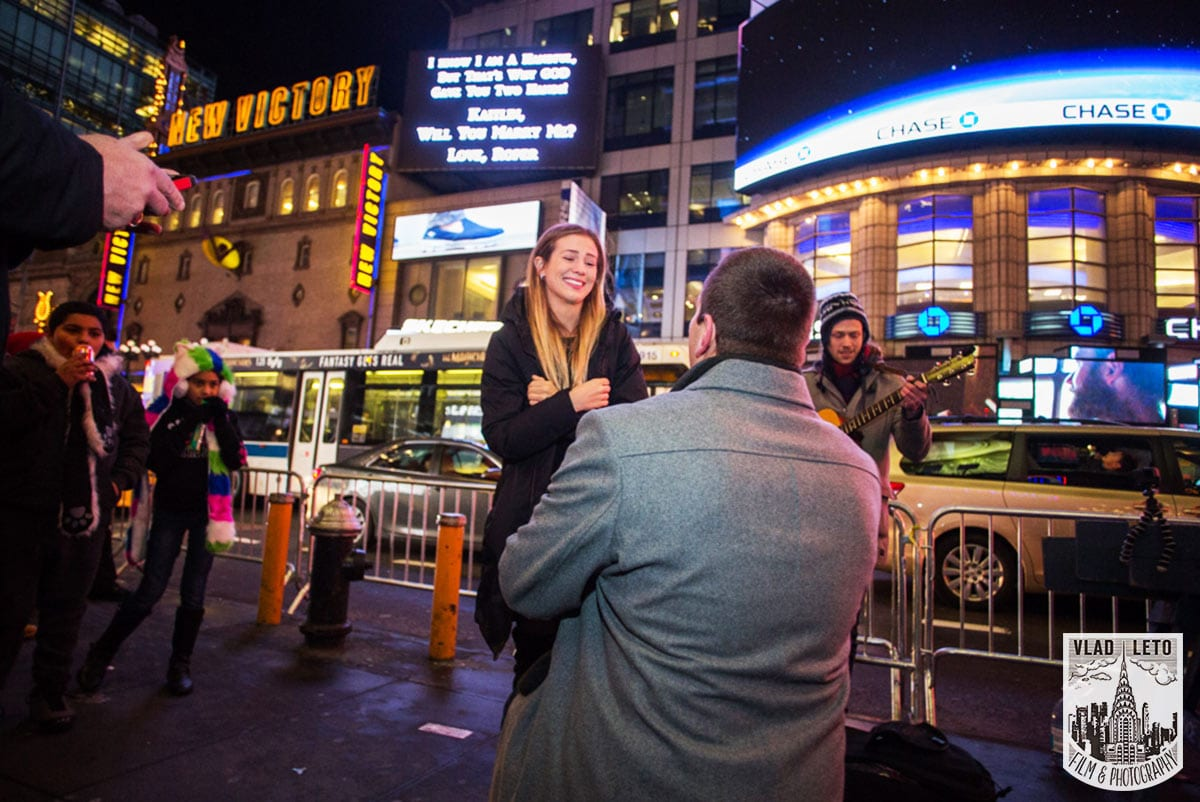 Photo 35 Best Places to Propose in NYC + Tips.   VladLeto