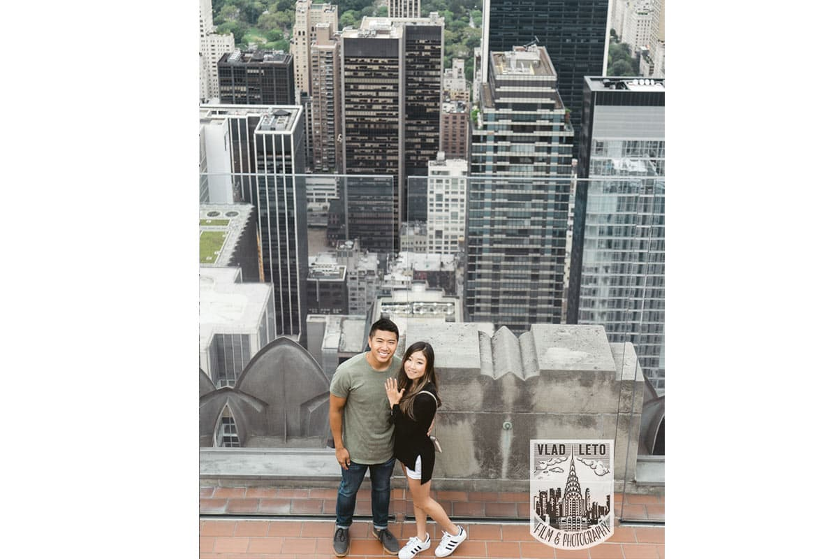 Photo 43 Best Places to Propose in NYC + Tips.   VladLeto