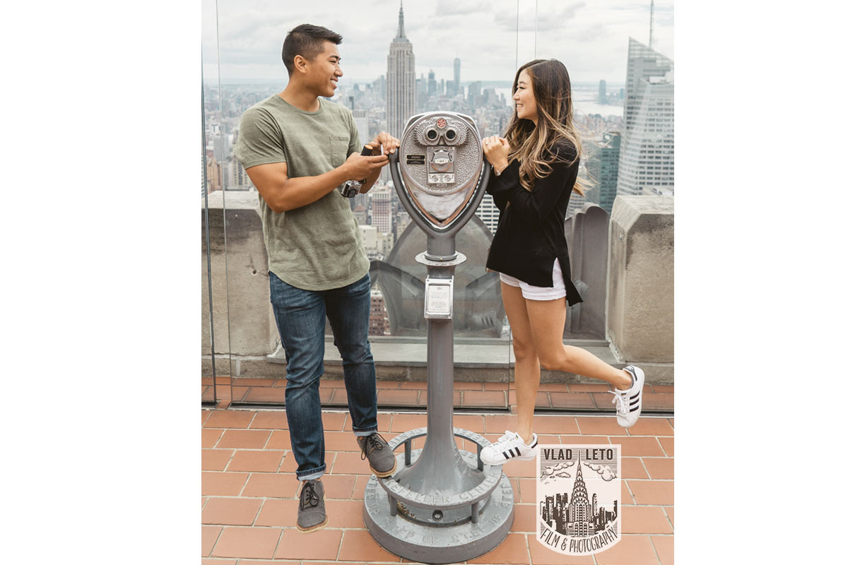 Photo 44 Best Places to Propose in NYC + Tips.   VladLeto