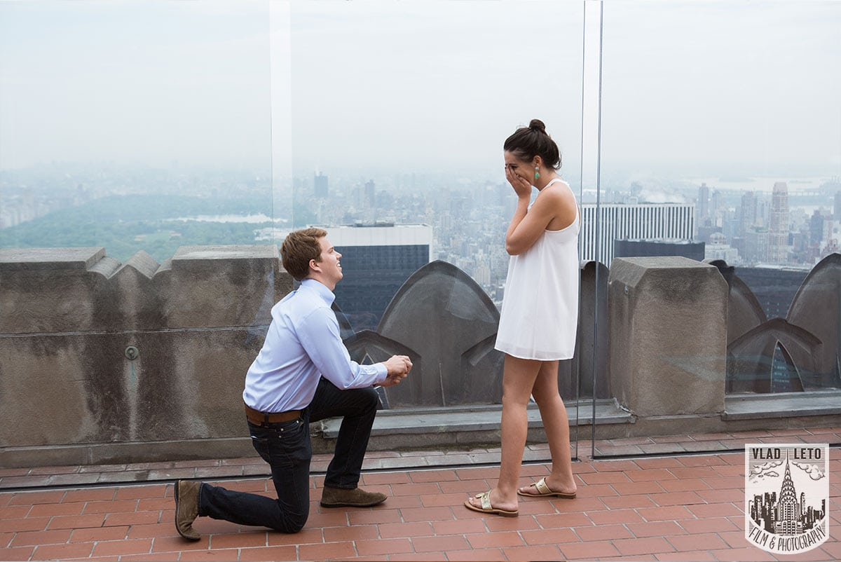 Photo 41 Best Places to Propose in NYC + Tips.   VladLeto