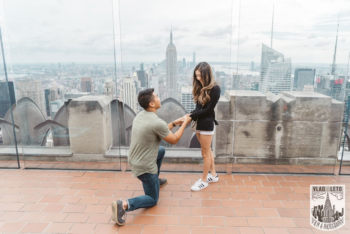 Photo 40 Best Places to Propose in NYC + Tips.   VladLeto
