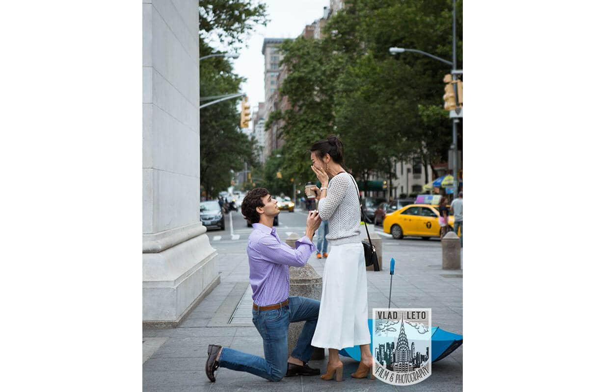 Photo 24 Best Places to Propose in NYC + Tips.   VladLeto