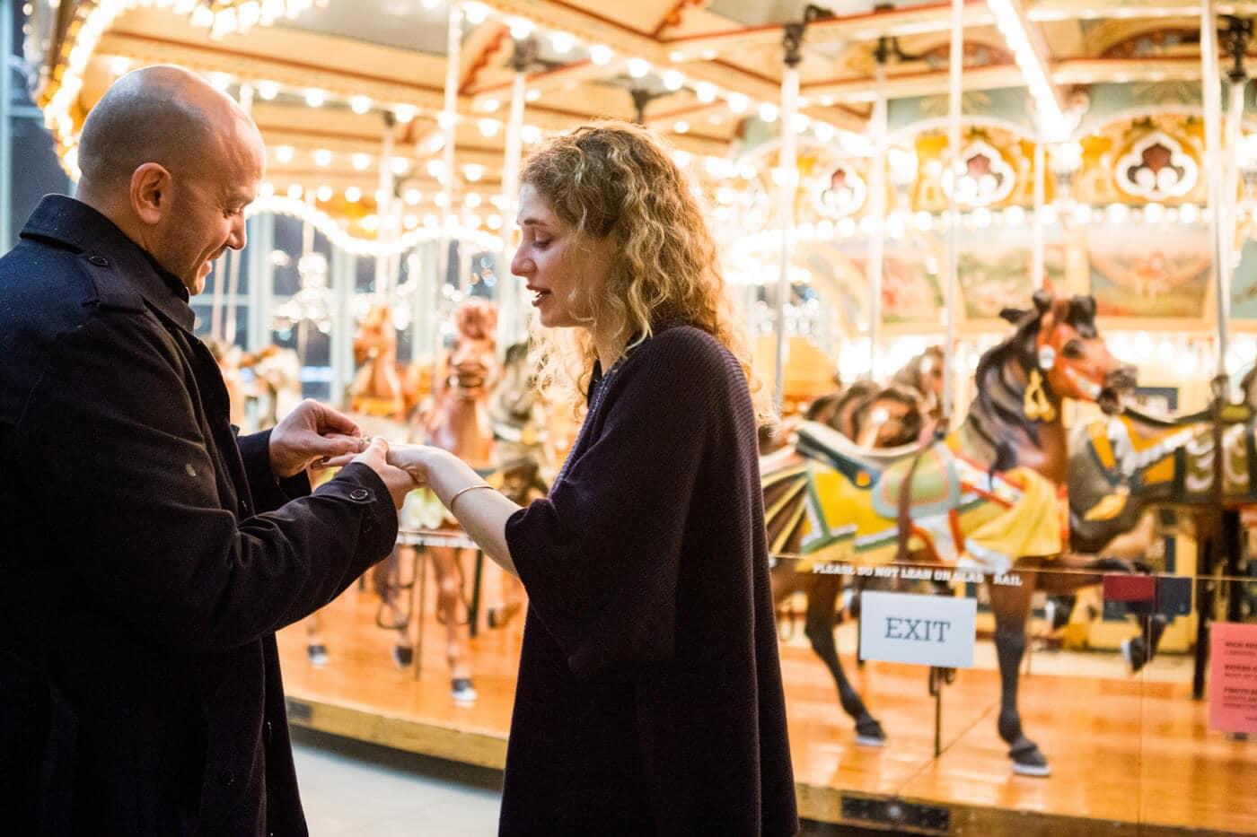 Janes Carousel Proposal