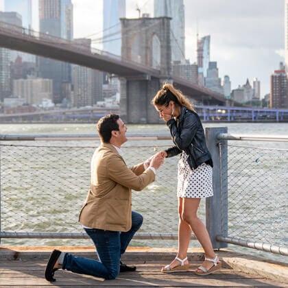 Dumbo Wedding Proposal