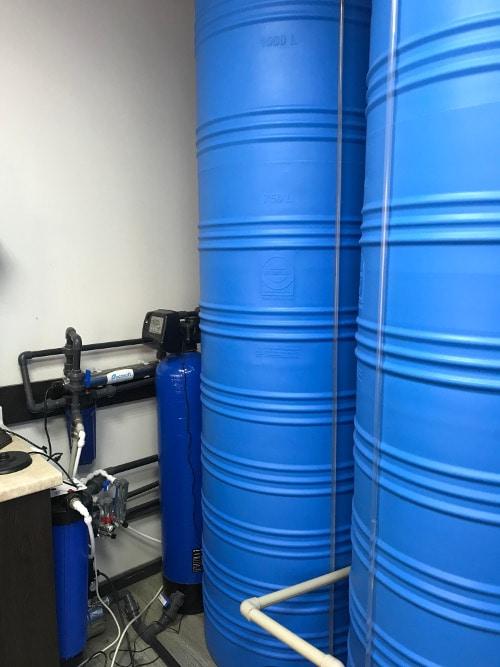 Оборудование для очистки и фильтрации питьевой воды на разлив в Черкассах от компании по доставке бутилированной воды Вода плюс
