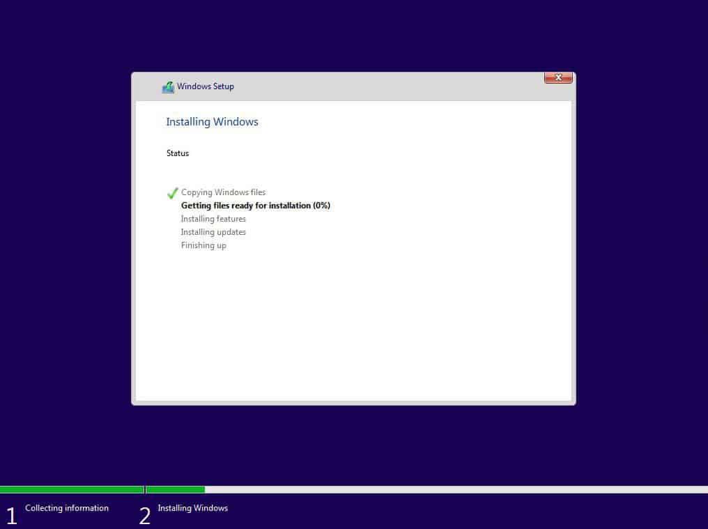Windows 10 - getting things done