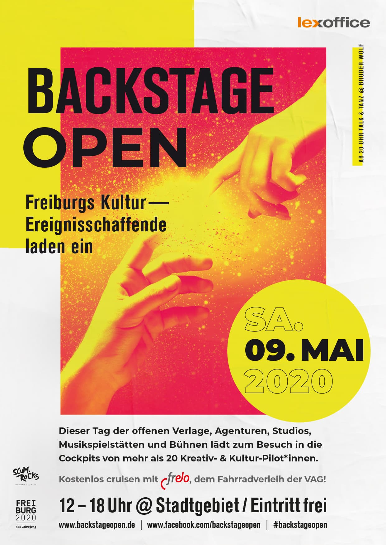 Backstage Open