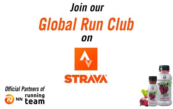 Strava Run Club link