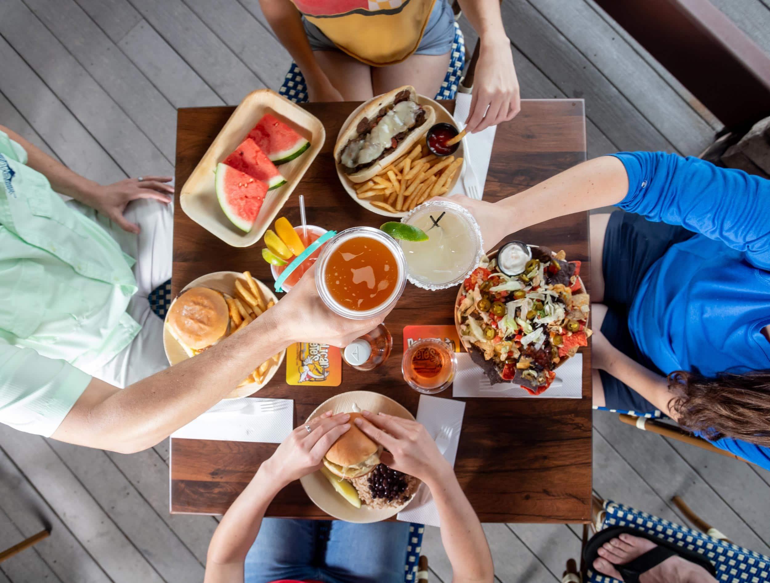 restaurants slide 1