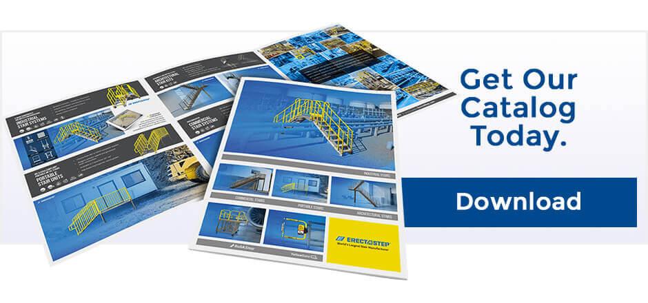 ErectaStep Metal Stair Catalog image