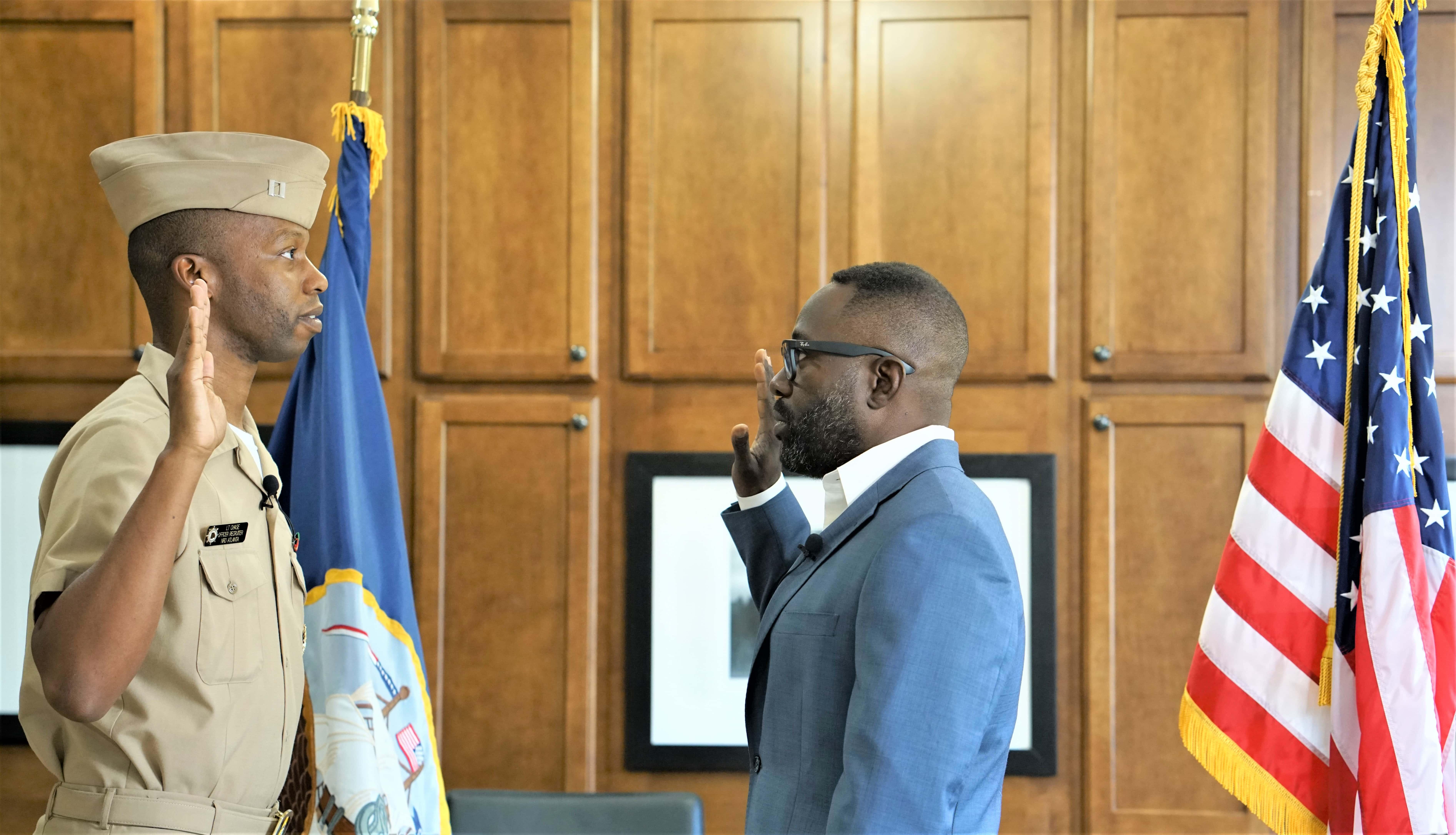Nation's Top-leading Surgeon, Dr.Chris Ibikunle Joins United States Navy As Lieutenant Commander