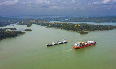 Lluvias en la Cuenca del Canal de Panamá se mantienen por debajo del promedio