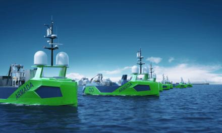 """Ocean Infinity expandirá la flota de """"Armada"""" con los buques robóticos """"más grandes del mundo"""""""