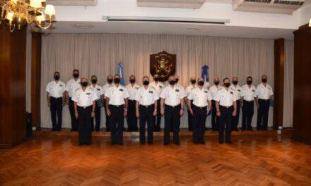 Nueva plana mayor de la Prefectura Naval Argentina