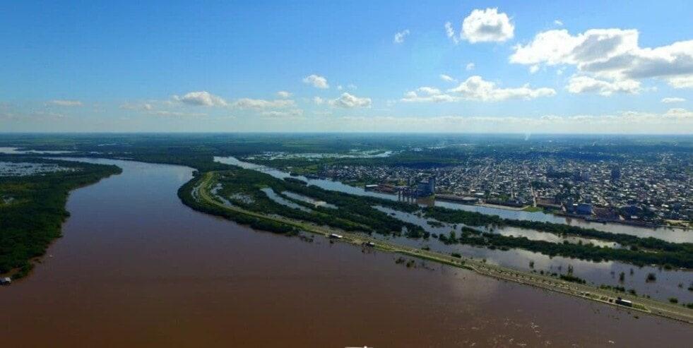 Argentina y Uruguay llevan más de US$49 millones invertidos en el dragado al río Uruguay