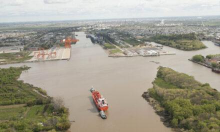 Colegio de ingenieros bonarenses apoyan el dragado del Canal Magdalena