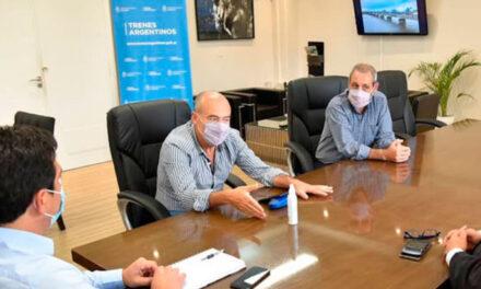Trenes Argentinos considera abrir un servicio corto entre  Bahía Blanca y Olavarría