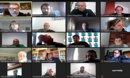 Mar del Plata: El puerto, cámaras y gremios acordaron ajustes en protocolos anti – Covid-19