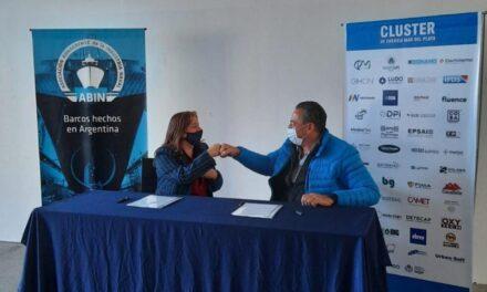 Importante acuerdo entre la Asociación Bonaerense de la Industria Naval y el Clúster de Energía de Mar del Plata