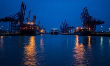 La infraestructura de los puertos es fundamental para mantener la logística marítima