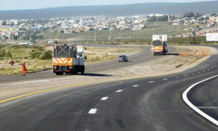 Se habilita el nuevo acceso sur a Puerto Madryn