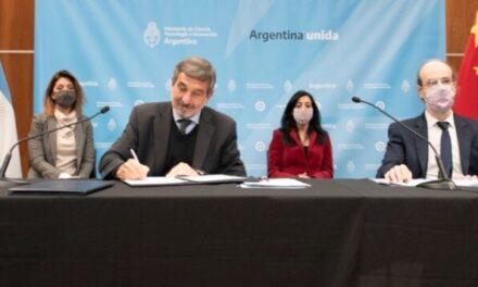 Argentina y China acordaron crear un centro binacional de políticas para la innovación