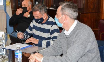 AGP y La Fraternidad firmaron un convenio de capacitación