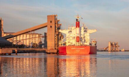 Nuevos hitos operativos para el Puerto de Bahía Blanca