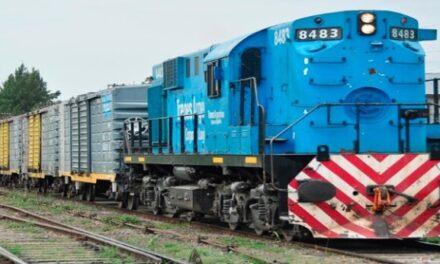 Avanzan inversiones para la infraestructura de Trenes Argentinos Cargas