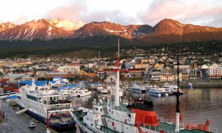 Expectativas en Ushuaia con la ampliación del muelle y la próxima vuelta de los cruceros