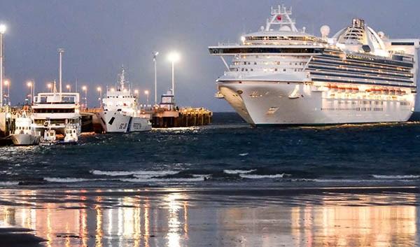 Ultiman detalles para el arribo de 40 cruceros a Puerto Madryn