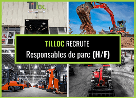 Préparateur de machines – Tilloc