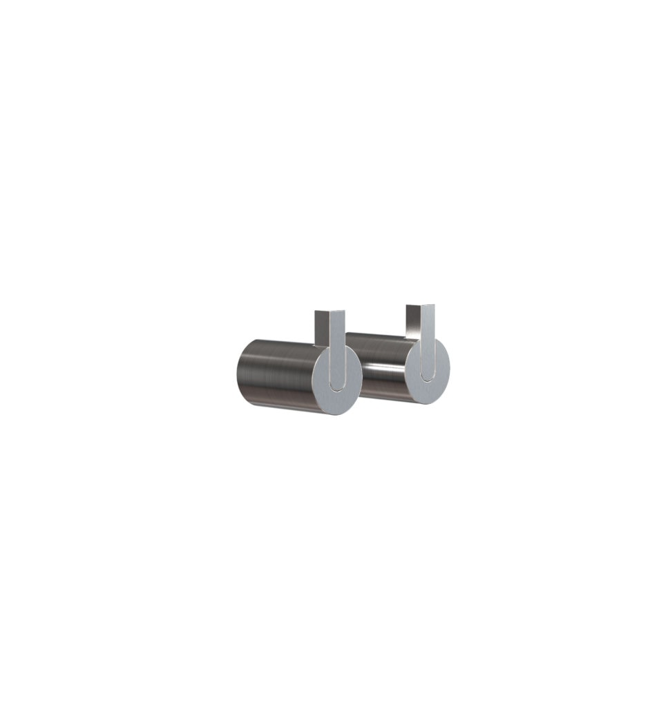 N1901-1 Brushed Stainless