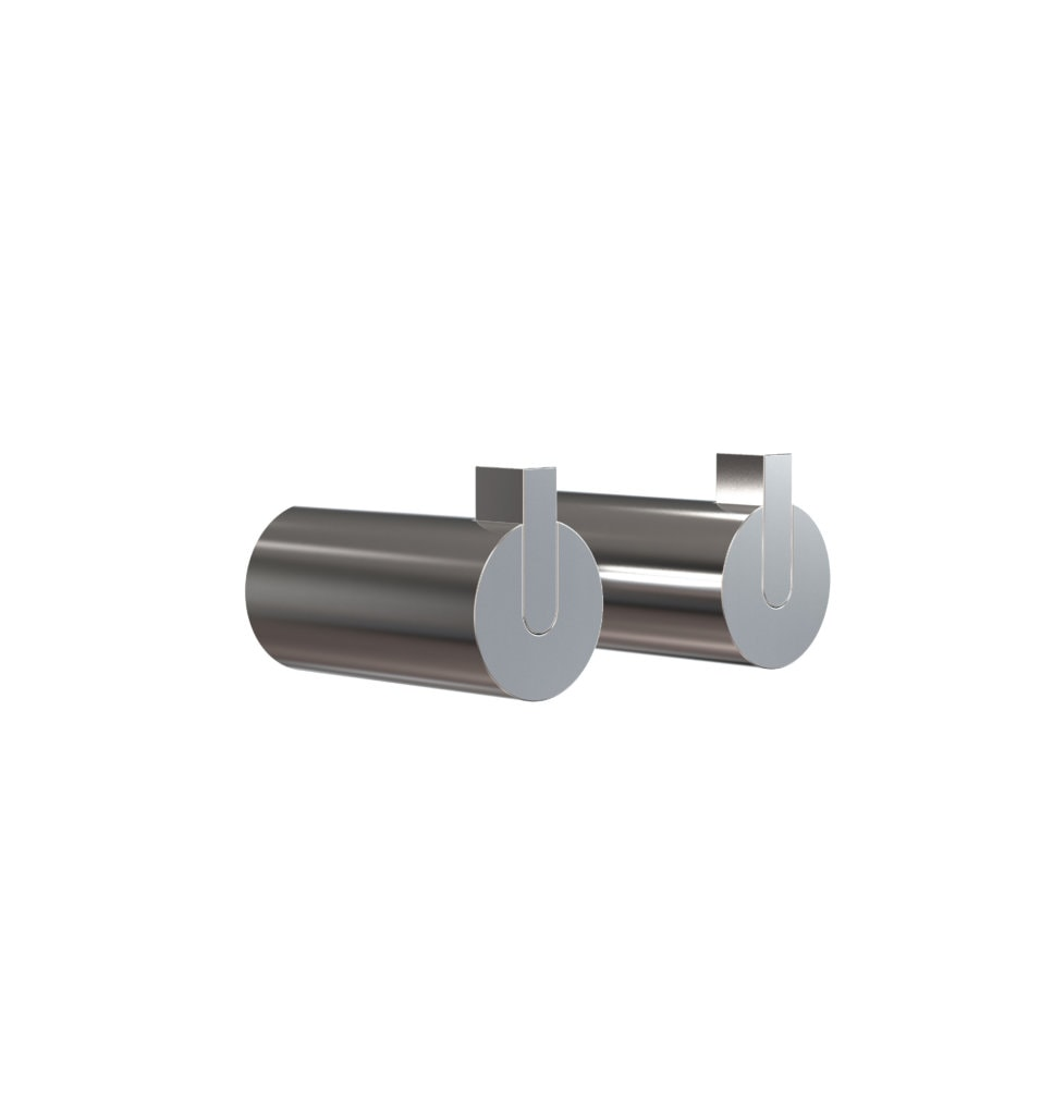 N1901-2 Brushed Stainless