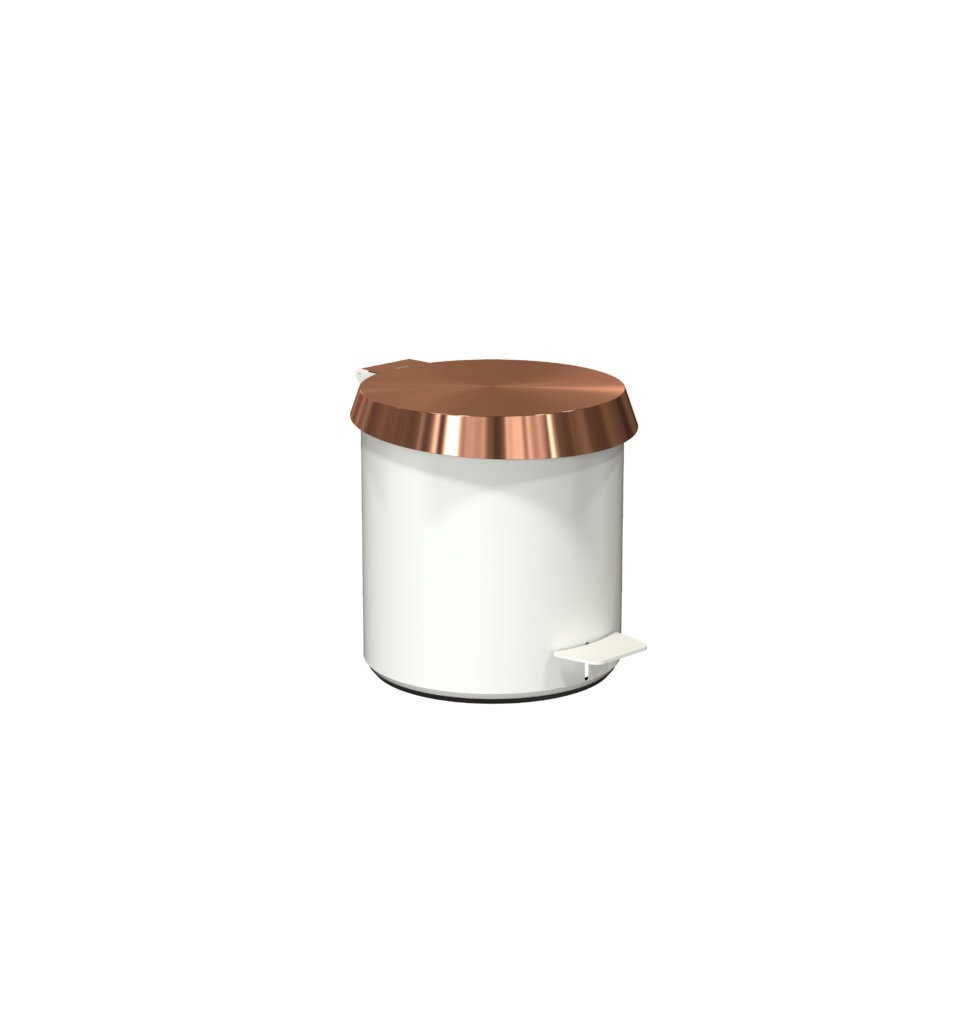 N3001 White Brushed Copper
