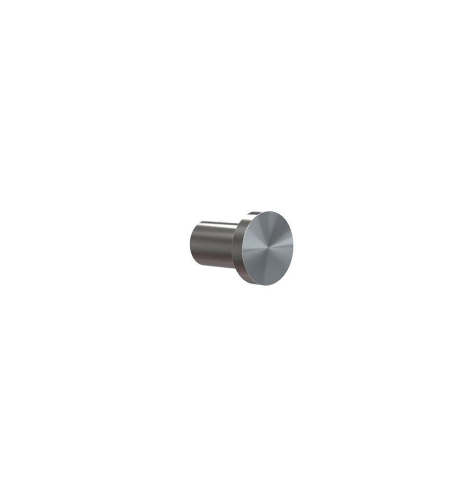 N1124 Brushed Stainless