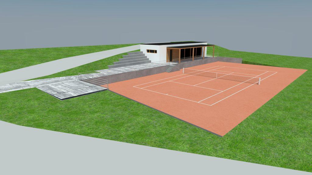 Tenis Myslivna