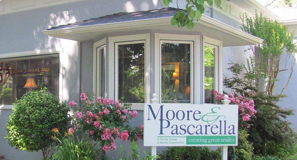 Moore & Pascarella dental office in Red Bluff, CA