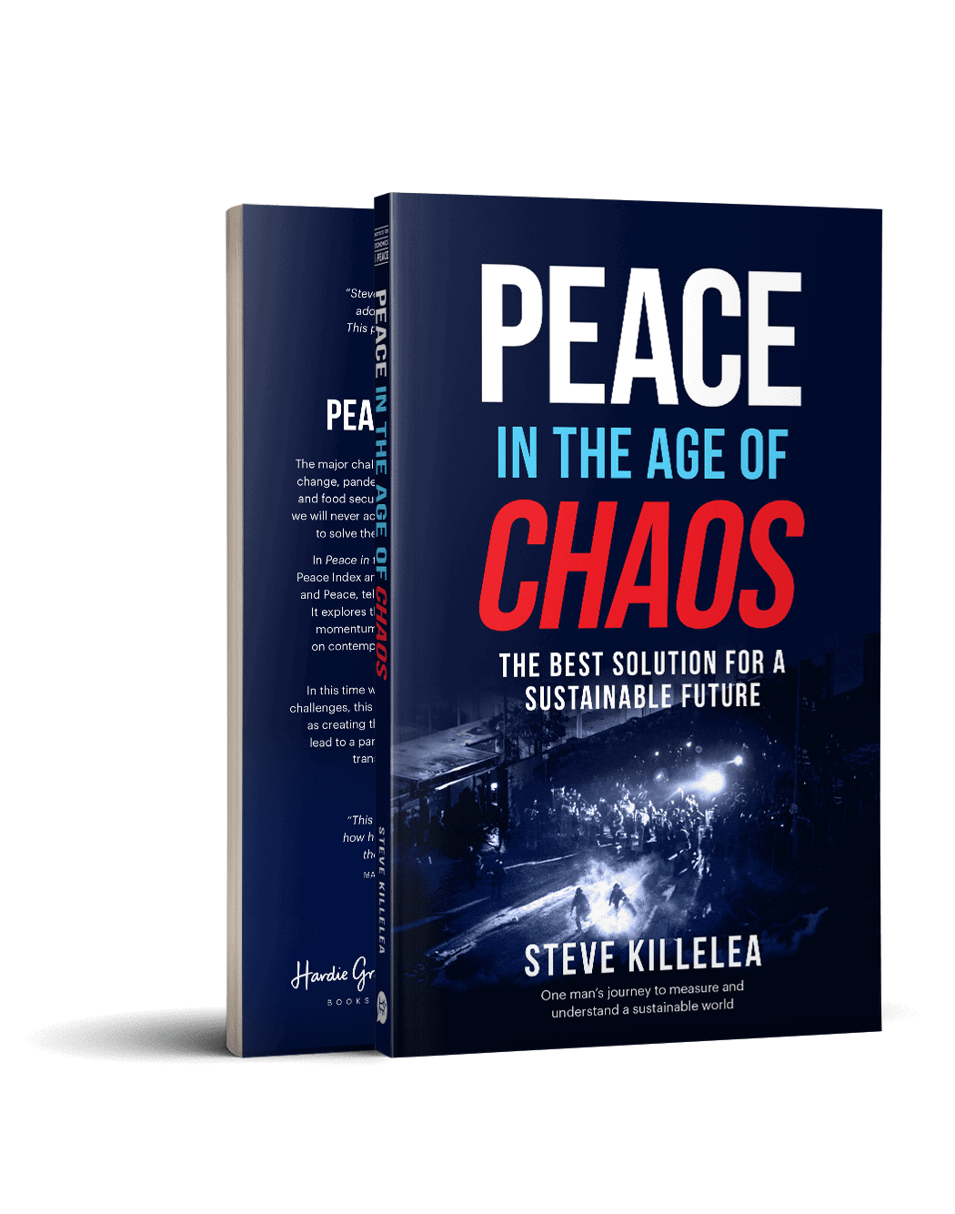 PeaceInChaos_Book_Front_Back_Standard