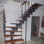 Модульные дома лестницы