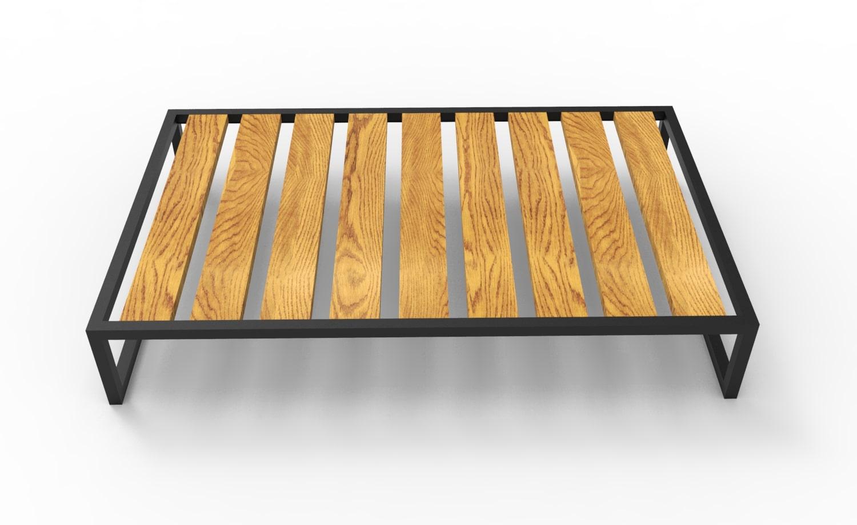 Купить кровать в стиле лофт
