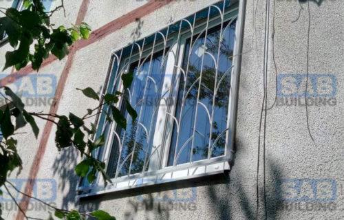 Металлические решетки на окна своими руками