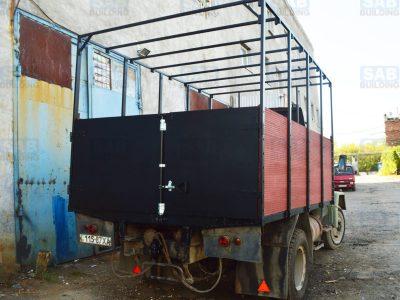 Ремонт каркасов и тентов грузовых автомобилей Харьков