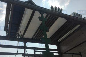 Новый механизм сдвижных крыш