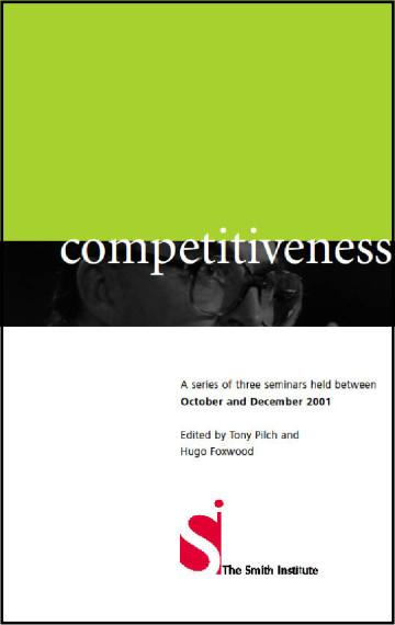 Competitiveness: A series of three seminars