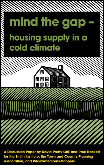 Mind the Gap – Housing Supply in a Cold Climate