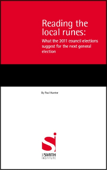 Reading the local runes: What the 2011 local election results suggest nationally