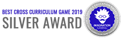 imagination gaming family and education awards best cross curriculum game 2019 shortlisted