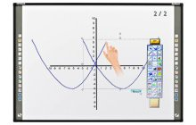 StarBoard Fixed Touch Interactive White Board 79'' & 89''